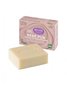 Sapun extra fin piele sensibila Bebe Pur 80 g, Balade en Provence