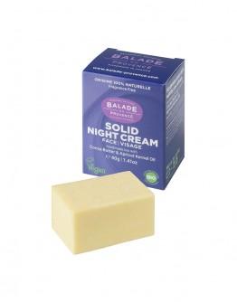 Crema de noapte formula solida 40 g, Balade en Provence