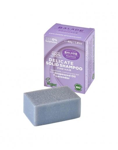 Sampon solid cu lavanda 40 g, Balade en Provence