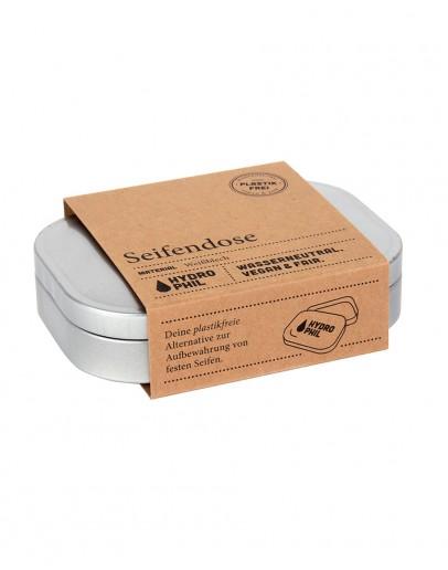 Cutie metalica pentru sapun, Hydrophil