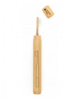 Etui din bambus pentru periuta de dinti, Hydrophil