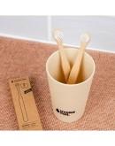 Periuta bambus pentru curatare si ingrijire limba, Hydrophil