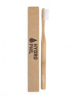 Periuta de dinti din bambus medium-soft Natural, Hydrophil