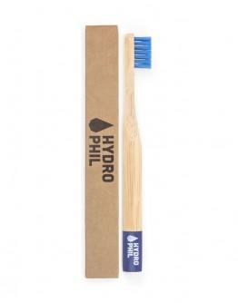 Periuta de dinti din bambus KIDS Albastra, Hydrophil