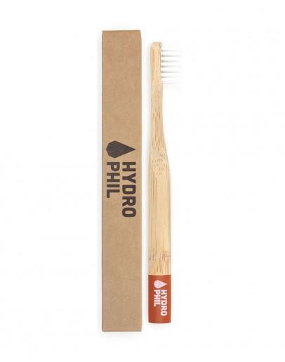 Periuta de dinti din bambus KIDS Rosie, Hydrophil