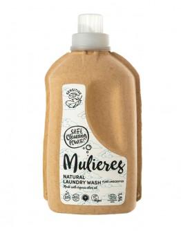 Detergent natural de rufe delicat fara parfum 1.5 L, Mulieres