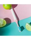 Periuta de dinti din plante soft Roz, TIO