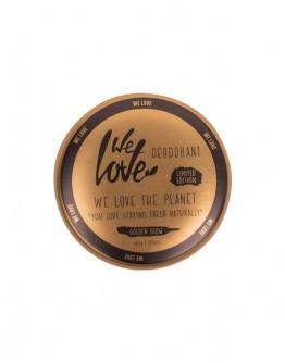Deodorant natural cu mar si azalee Golden Glow 40 g, WLTP