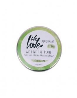 Deodorant natural cu bergamota Luscious Lime 48 g, WLTP