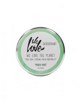 Deodorant natural cu menta Mighty Mint 48 g, WLTP