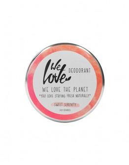 Deodorant natural cu trandafir Sweet Serenity 48 g, WLTP